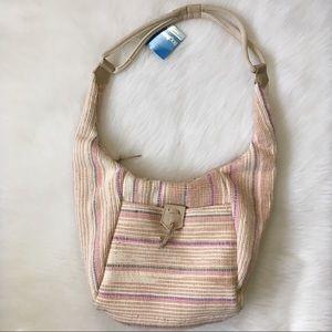 Vintage Deadstock Pastel Boho Bag